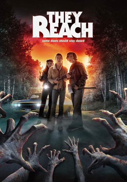 They Reach Poster