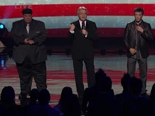 America's Got Talent: Season 3 – Episode The Finale & The Finals Results