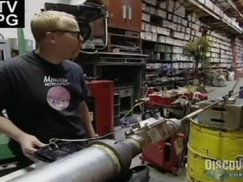 MythBusters: Season 2006 – Épisode Deadly Straw