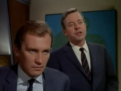 The Invaders 1967 Full Tv Series: Season 2 – Episode Summit Meeting: Part II