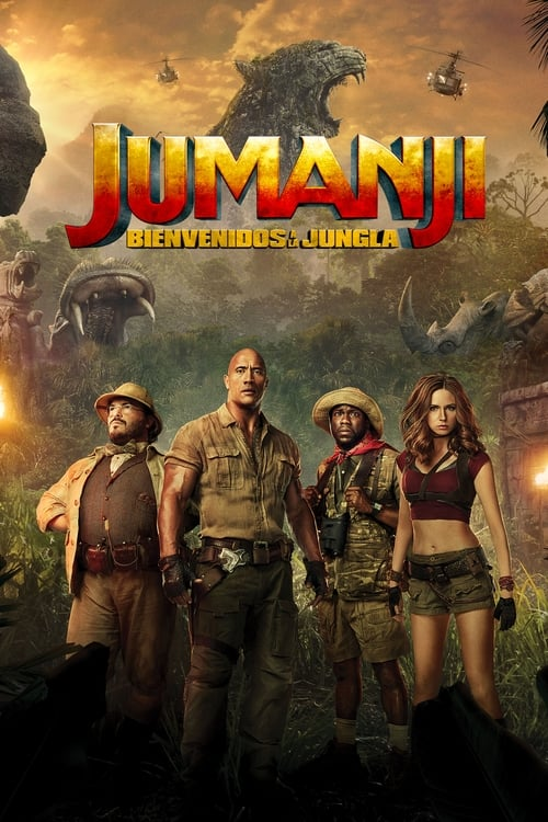Jumanji: Welcome to the Jungle Peliculas gratis