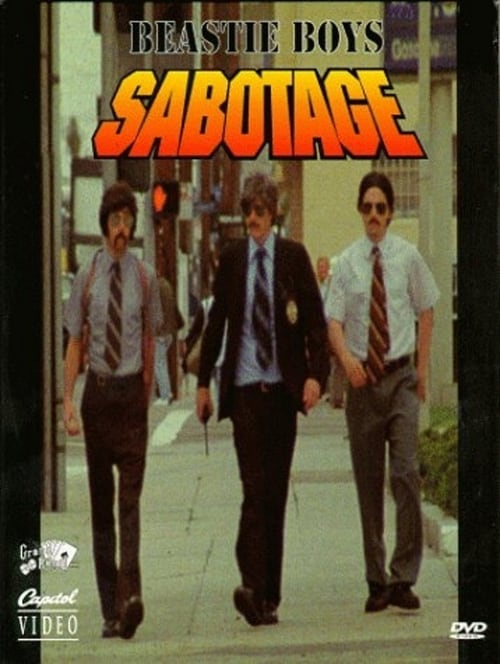 Largescale poster for Sabotage