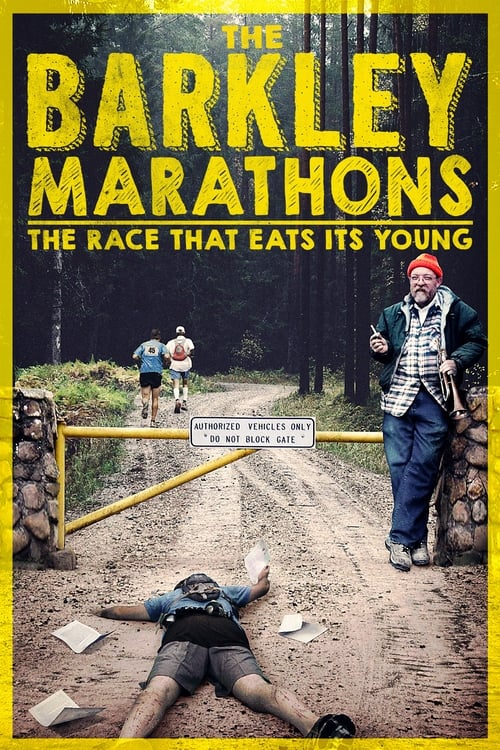 Poster von The Barkley Marathons: The Race That Eats Its Young