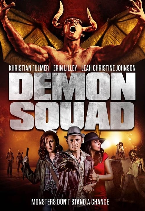 Demon Squad Full Movie 2017 live steam: Watch online