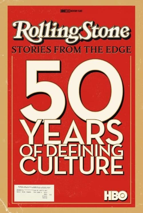 Sledujte Rolling Stone: Stories from the Edge V Dobré Kvalitě