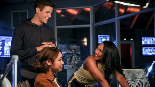 The Flash - Season 5 - Episode 2: Blocked