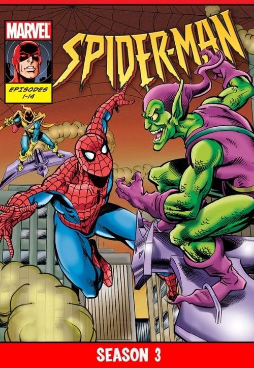 Spider-Man: Saison 3