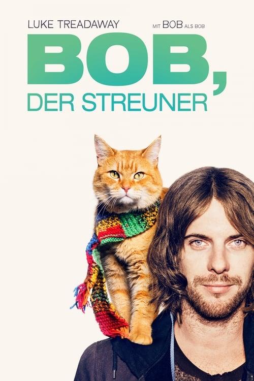Bob, der Streuner - Poster