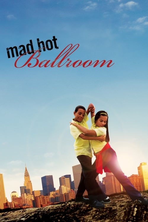 Largescale poster for Mad Hot Ballroom