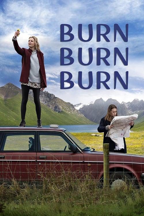 Película Burn Burn Burn Doblada En Español