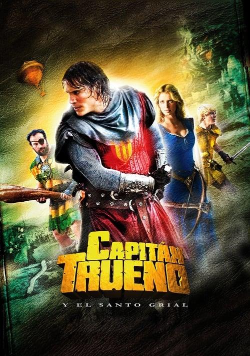 Película Capitán Trueno y el Santo Grial Completamente Gratis