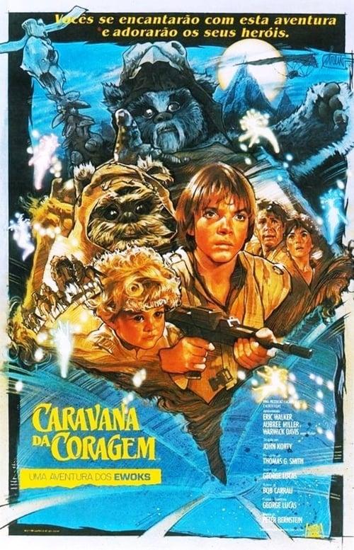 Assistir Caravana da Coragem - Uma Aventura Ewok - HD 720p Dublado Online Grátis HD