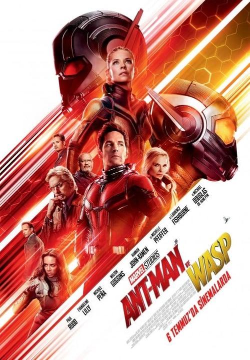 Ant-Man and the Wasp ( Karınca Adam ve Yaban Arısı )