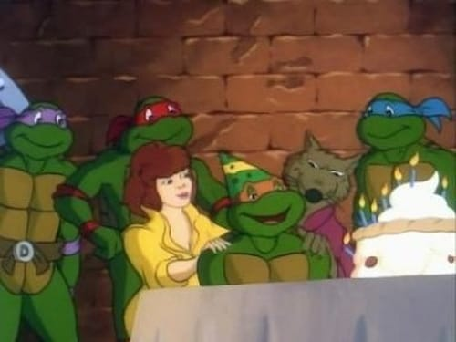 Teenage Mutant Ninja Turtles: Season 3 – Episode Michelangelo's Birthday