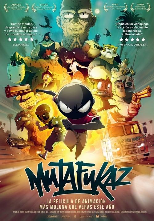 Película Mutafukaz Gratis En Español