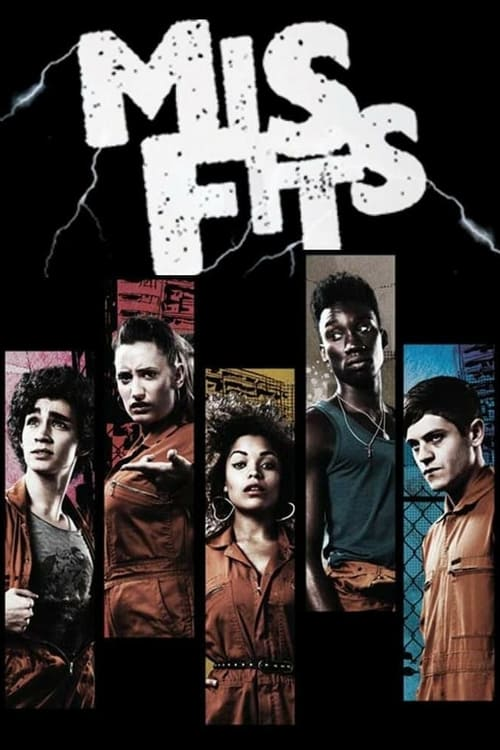 The poster of Misfits