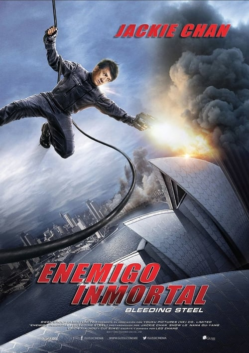 Bleeding Steel (Enemigo Inmortal) [Castellano] [Latino] [Vose] [hd720] [dvdrip] [rhdtv] [hd1080]