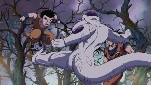 Derrote os Inimigos! A Volta do Espírito de Luta de Kuririn!