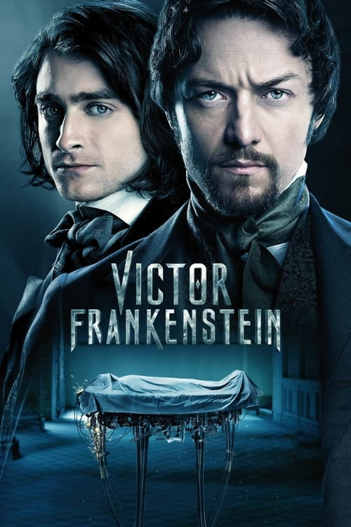 Largescale poster for Victor Frankenstein