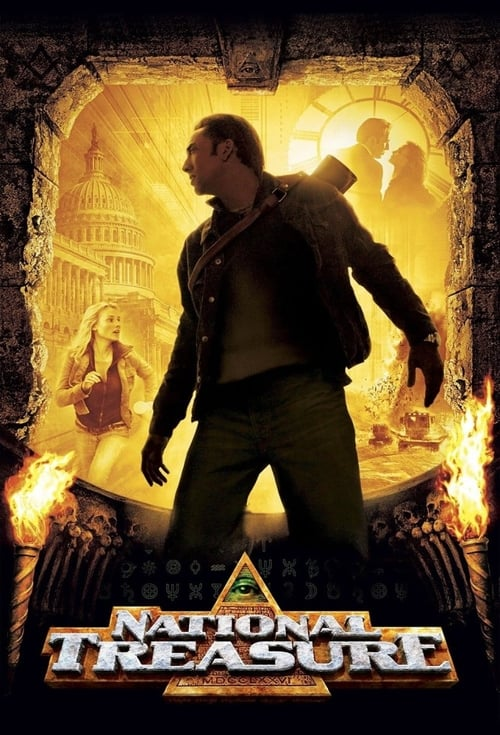Watch National Treasure (2004) Full Movie