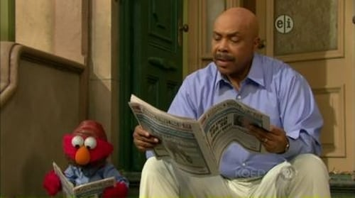 Sesame Street: Season 41 – Episod Elmo Wants to be Like Gordon