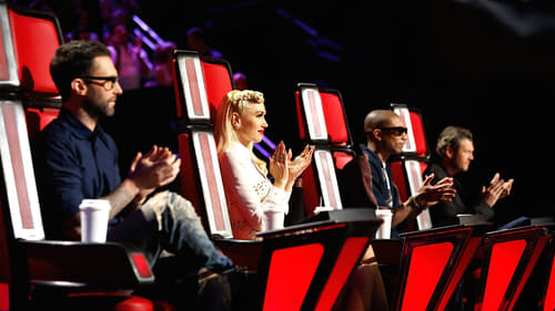 The Voice: Season 9 – Épisode Live Top 11 Performances
