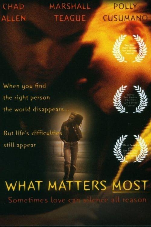 فيلم What Matters Most كامل مدبلج
