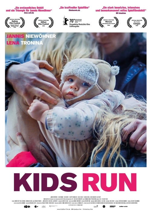 Kids Run (2020) Poster