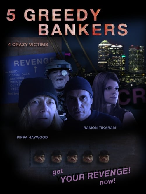 5 Greedy Bankers (1970)