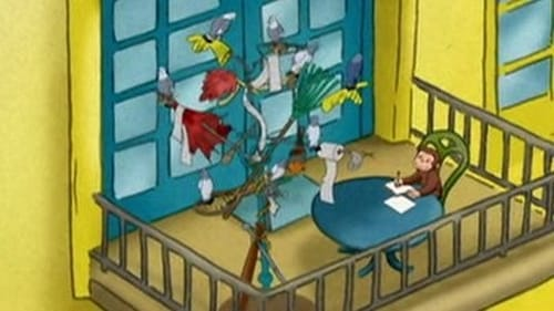 Curious George: Season 1 – Episod Curious George's Home for Pigeons