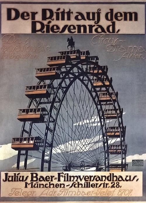 Der Todesritt auf dem Riesenrad (1915)