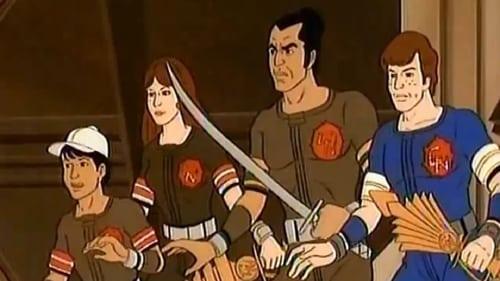 Chuck Norris: Karate Kommandos Serie Completa Latino por Mega