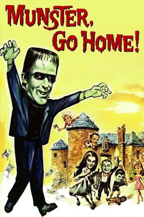 Film Munster, Go Home! En Français En Ligne