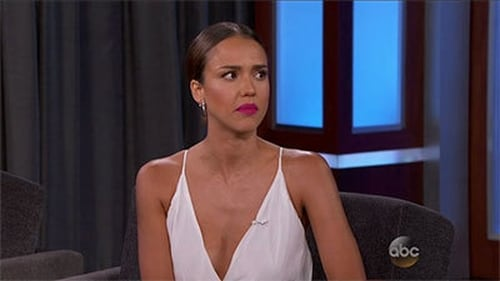 Jimmy Kimmel Live 2014 Streaming: Season 12 – Episode Jessica Alba, Ben Falcone, Sia