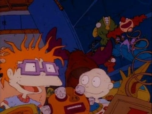 Rugrats 1991 Netflix: Season 1 – Episode Stu-Makers' Elves