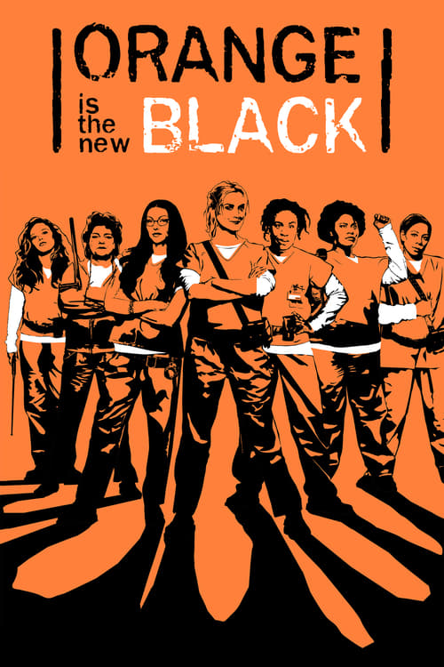 Poster von Orange Is the New Black