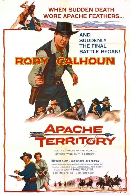 Film Apache Territory Gratuit