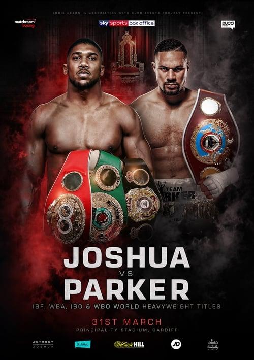 Anthony Joshua vs. Joseph Parker (2018)