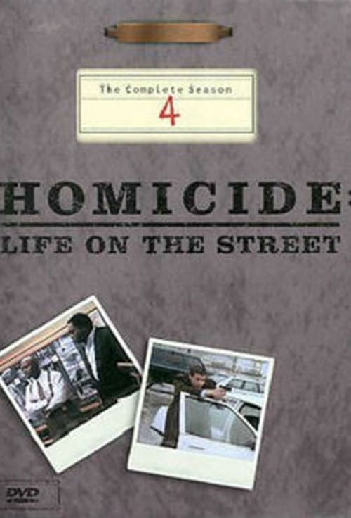 Homicide: Life on the Street Season 4