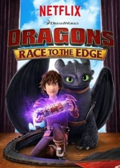 Banner of Dragons: Race to the Edge