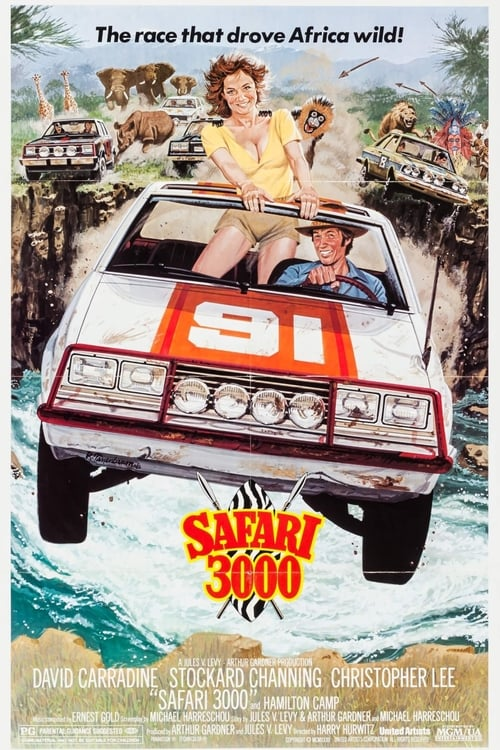Assistir Filme Safari 3000 Dublado Em Português