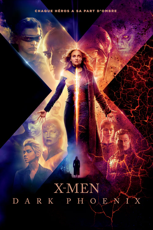 Regardez X-Men : Dark Phoenix Film en Streaming Youwatch