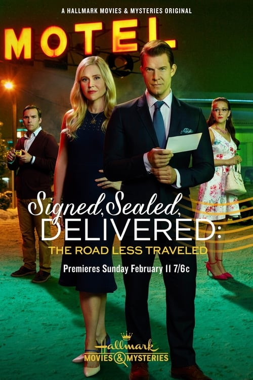 Signed, Sealed, Delivered: The Road Less Traveled Online 2017 Watch