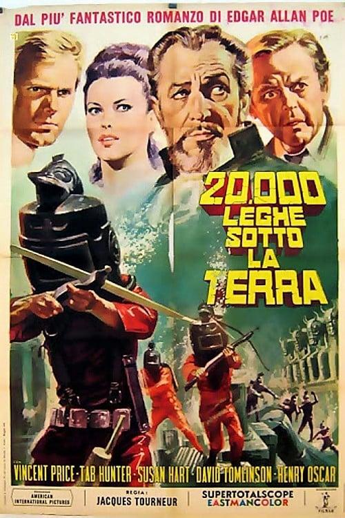 20000 leghe sotto la Terra (1965)