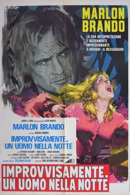 Improvvisamente, un uomo nella notte (1972)