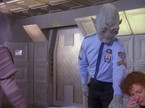 Space Precinct: Season 1 – Episode The Witness