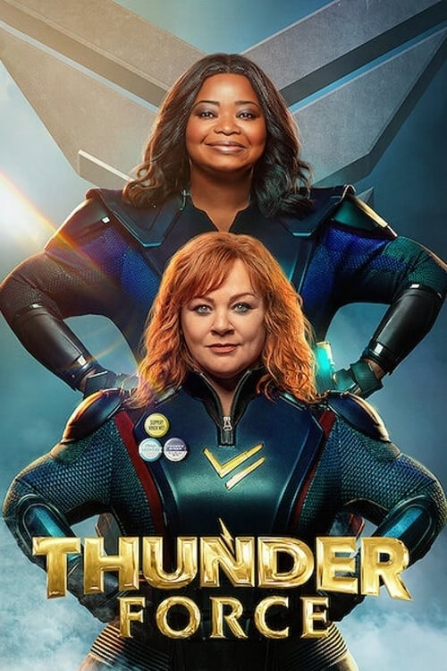 Thunder Force (2021) Subtitle Indonesia