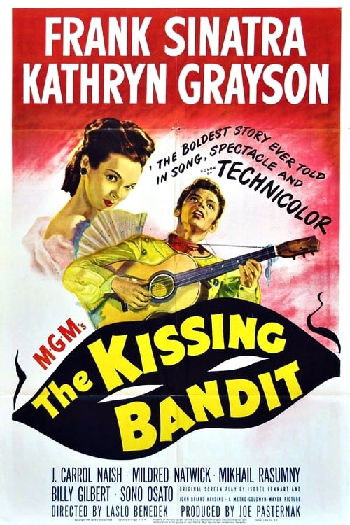 Mira The Kissing Bandit En Buena Calidad Gratis