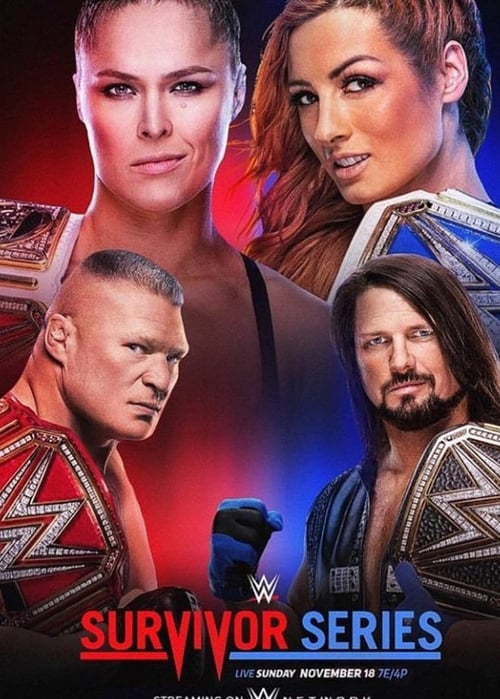 Watch WWE Survivor Series 2018 En Español