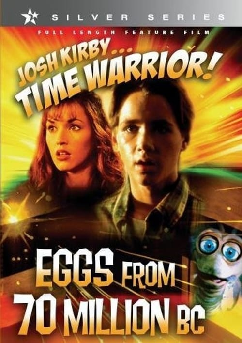 Largescale poster for Josh Kirby... Time Warrior: Eggs from 70 Million B.C.
